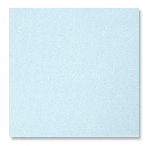 Ihr Lyseblå/babyblå airlaid/tekstilservietter, middagsstr., 12 stk.