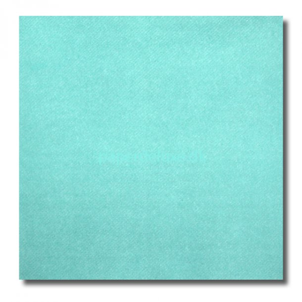 Ihr Mint airlaid/tekstilservietter, middagsstr., 12 stk.
