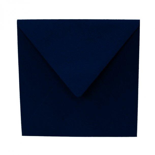 Kuvert, Mørkeblå 16,5 x 16,5