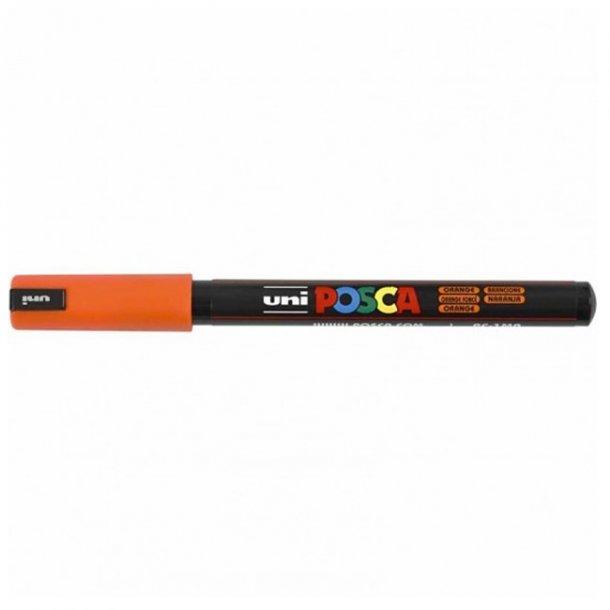 Posca tusch, orange 0,7 mm