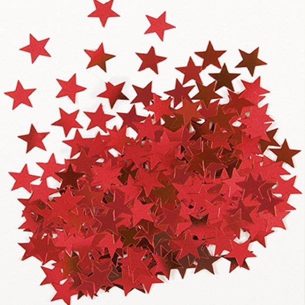 Konfetti, Røde Stjerner, 14 gr.