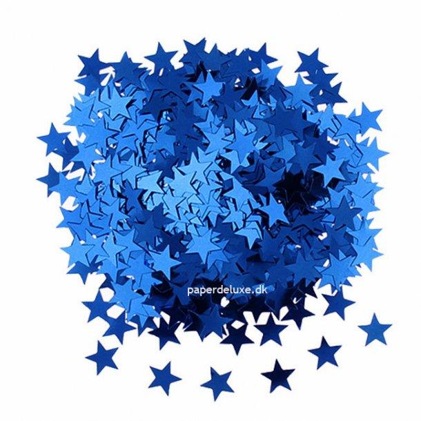 Konfetti, Blå Stjerner, 14 gr.